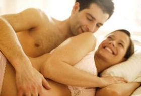 Муж секс во время беременности