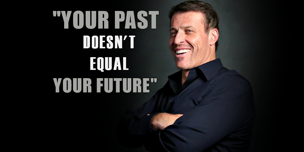 tony robbins your happiness depends on mastering these two skills EDIT 1